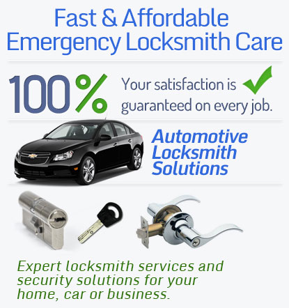 Fast & Affordable Locksmith Service